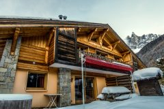 Chamonix Catered Ski Chalet